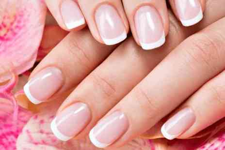 LH Hair & Beauty -  OPI Gel Polish manicure or pedicure - Save 50%