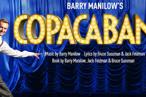Kings Theatre Portsmouth - Ticket to Barry Manilows Copacabana  - Save 38%