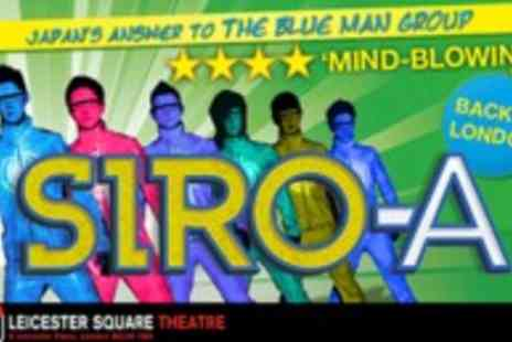 Leicester Square Theatre - Tickets to SIRO A  - Save 50%