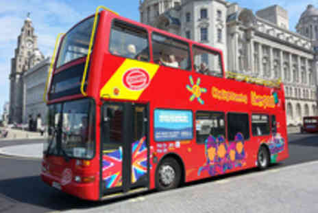 City Sightseeing Liverpool - Hop On Hop Off Liverpool City Sightseeing Tour - Save 55%