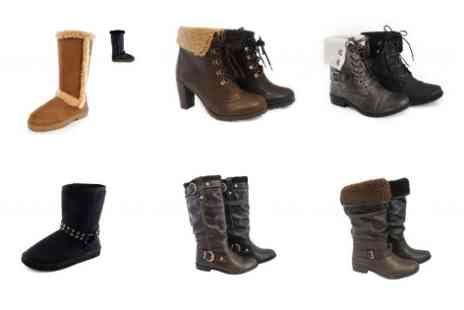 BW Group - Choice of winter boots - Save 60%