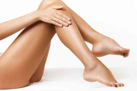 Naturalaser Clinics Aberdeen - Three Sessions of  IPL Hair Removal - Save 50%