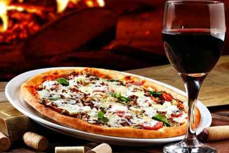 Vespbar - Pizza and Wine For Two - Save 50%