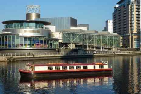 City centre cruises - Canal Cruise With Two Course Lunch - Save 57%