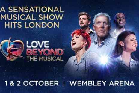 Commissioned - Ticket to Love Beyond The Musical - Save 50%