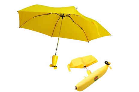 Dodally Buys - Banana Umbrella - Save 50%