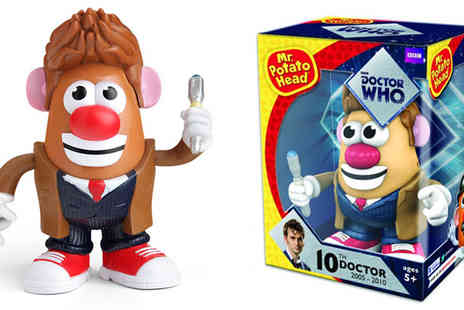 Xbite - Doctor Who Tenth Doctor Mr Potato Head - Save 16%