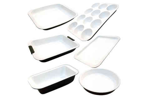 toolcollectionuk direkt2publik - Ceramic Non Stick Bakeware - Save 48%