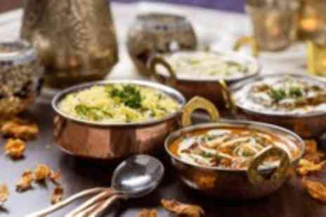 Urban Tandoor - Indian meal with a starter, main & side dish each for two - Save 50%