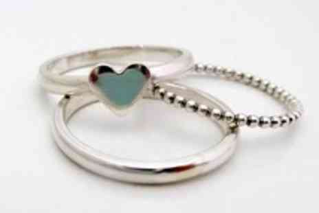 Silver and Stone Jewellery Design - Silver Ring Making Course for One - Save 76%