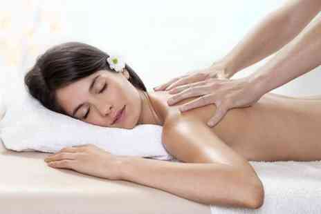 Laser & Aesthetic - One Hour Full Body Massage  - Save 50%