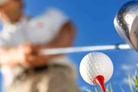 Manston Golf Centre - Two Private Golf Lessons With PGA Instructor  - Save 75%