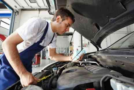 Martins of Winchester - Car Service With Oil Change Plus Mini Valet  - Save 66%