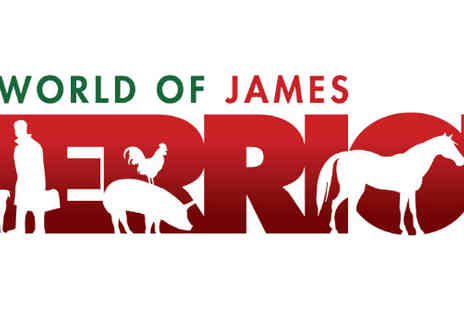 The World Of James Herriot - Entry to The World of James Herriot - Save 65%