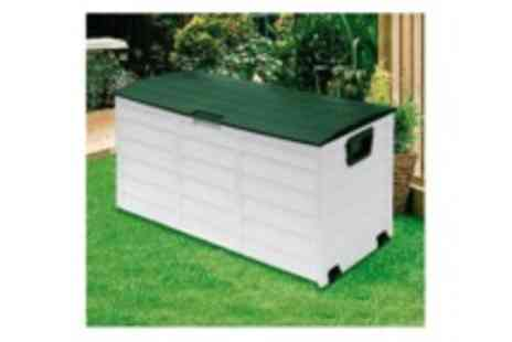 Web18 - Large rolling garden storage box - Save 64%