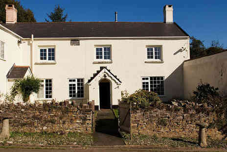 Deers Leap - Two night Devon stay for two including breakfast - Save 51%