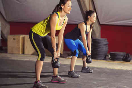 SOS Athletic Excellence - Month Long Unlimited Boot Camp and Gym Access - Save 76%