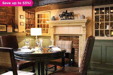 The Golden Fleece Hotel - A Serene Market Town in Verdant North Yorkshire - Save 53%