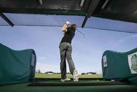 Trafford Golf Centre - 150 Range Balls and Club Hire - Save 54%