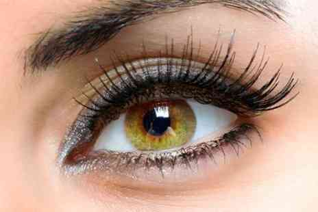 ID Salon - Full Set of Eyelash Extensions - Save 66%