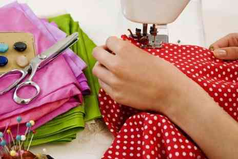 Style Design College - Online Sewing Machine Course - Save 85%
