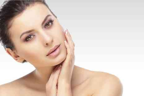 The Face and Body Workshop - Three Step Hydradermabrasion and LED Facial - Save 68%