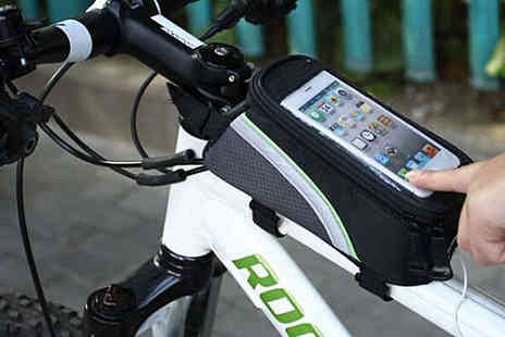 Mobile Heads - Bike Phone Holder - Save 74%