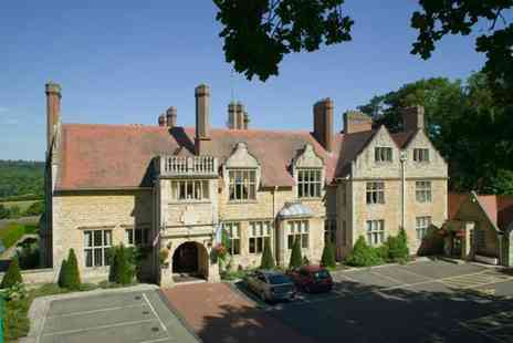 Barnsdale Hall Hotel - Overnight stay for 2 including breakfast and use of spa facilities - Save 25%