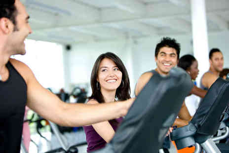 Tally Ho Gym - Six Gym and Class Passes - Save 85%