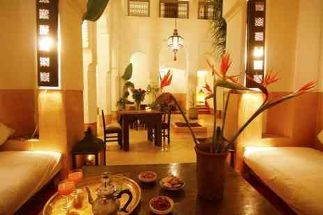 Riad Swaka - One Night Stay For Two  - Save 50%