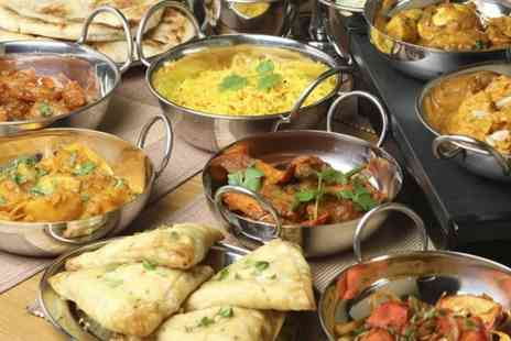 Mumbai Mansion - Indian Banquet Meal For Two - Save 59%