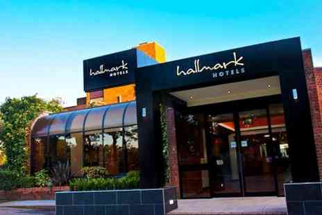 Hallmark Hotel Hull - One Night  Stay For Two With Breakfast Plus Treatments - Save 50%