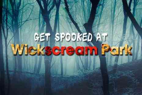 Wicksteed Park - Halloween at Wicksteed Park With Ride and Hot Dog  - Save 40%