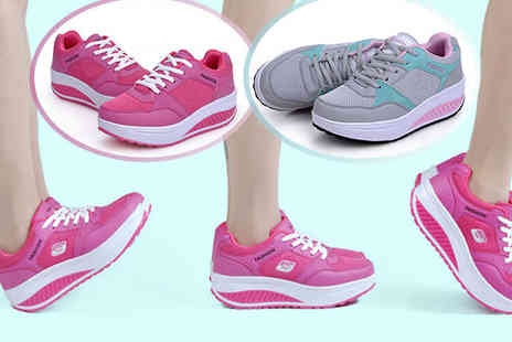 sugarushlove - Walking Trainers - Save 71%