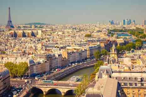 Le Grey Hotel - Romantic trip to Paris including breakfast, champagne and chocolates  - Save 34%