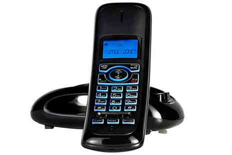 Mazo Distribution - iDect Solo Plus Cordless Phone - Save 38%