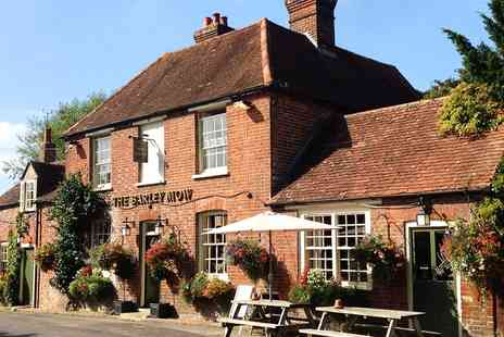 The Barley Mow - Two Course Steak Meal for Two - Save 49%