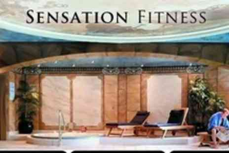 Sensation Fitness - Two Night Health and Fitness Retreat - Save 67%