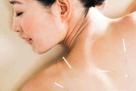 Mesut Olcas - Medical Acupuncture Electro Medical Acupuncture Session or Sports Massage - Save 50%