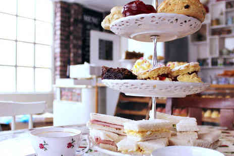 Airyfairy Cake Boutique - Afternoon Tea for Two - Save 53%