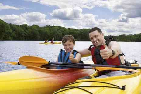 Harbour Challenge - Half Day Kayaking Experience - Save 53%