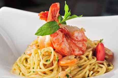 Pinocchios - Two Course Italian Meal For Two - Save 57%