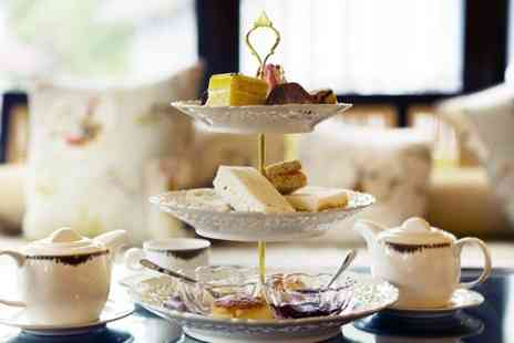 Three Kings Tea Rooms - Cream Tea and Cake For Two  - Save 39%