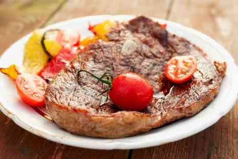 tattershall park country pub - Rib\ Eye Steak Meal For Two - Save 52%
