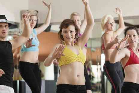Dfit Essex - Five Sessions of Dance Fitness Classes - Save 50%