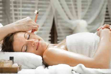 Circle Of Beauty - Facial, Indian Head Massage and Ear Candling - Save 58%