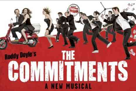 The Palace Theatre - Ticket to The Commitments Musical  - Save 43%