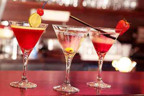 Nirvana Nottingham - Four cocktails to share between two including mojitos, sours daiquiris & margaritas - Save 68%