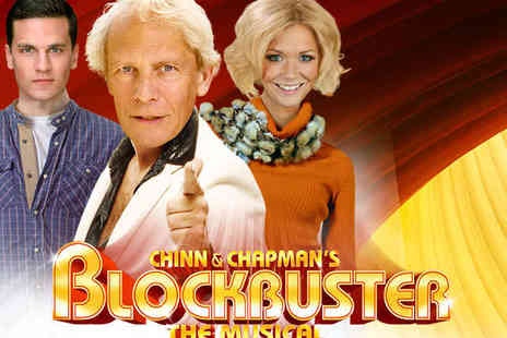 Blockbuster - Ticket to Blockbuster The Musical' Starring Paul Nicholas - Save 45%