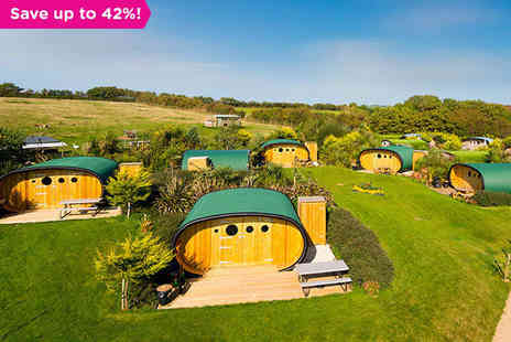 Atlantic Surf Pods - Eco Friendly Pods on a Coastal Cornish Farm - Save 42%